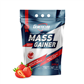 Geneticlab MASS GAINER 3000gr/30serv Strawberry