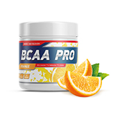 Geneticlab BCAA PRO 250gr/20serv Orange