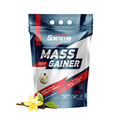 Geneticlab MASS GAINER 3000gr/30serv Vanilla
