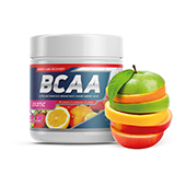 Geneticlab BCAA 2:1:1 250gr/50serv Fruit punch