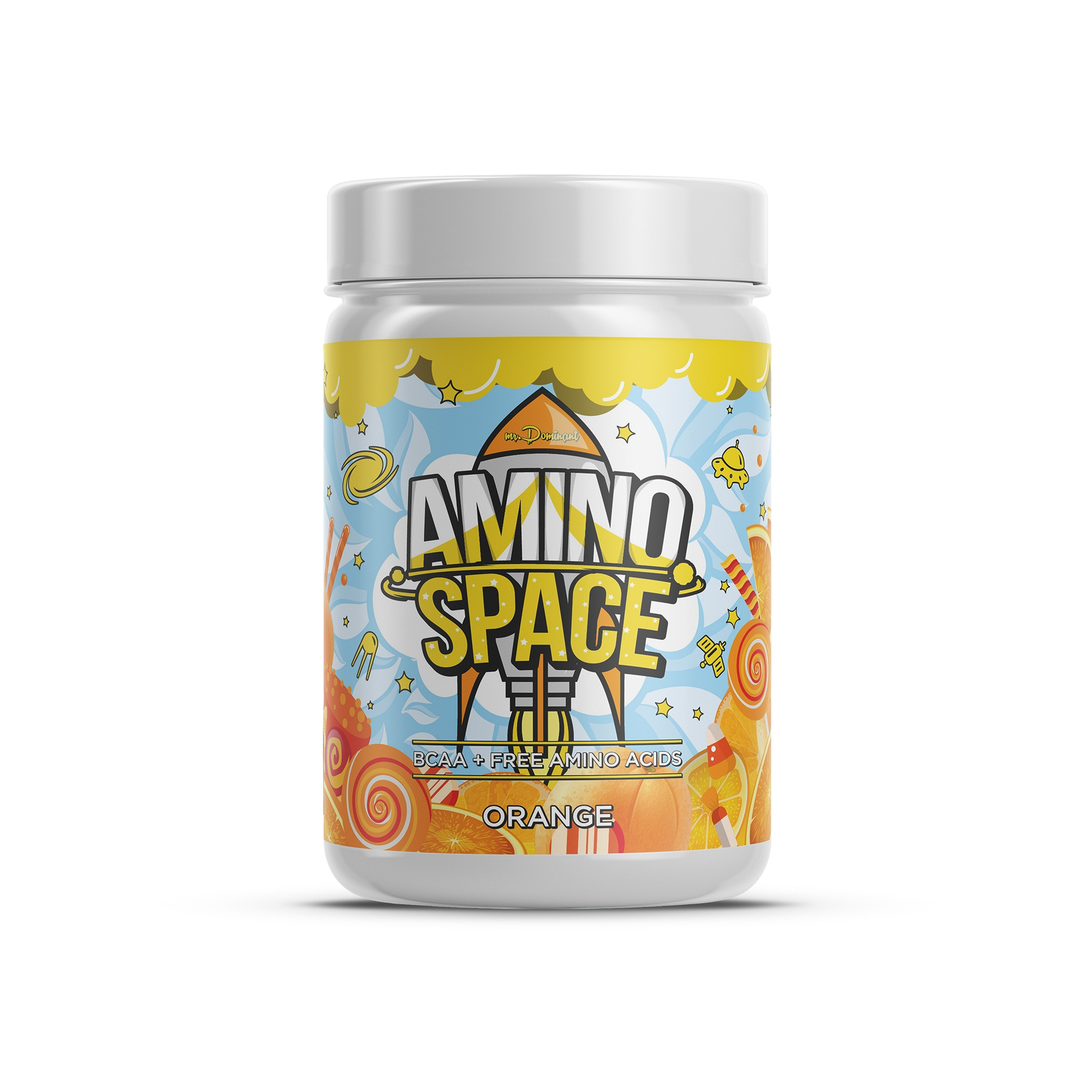 mr.Dominant AMINO SPACE 300gr/30serv апельсин