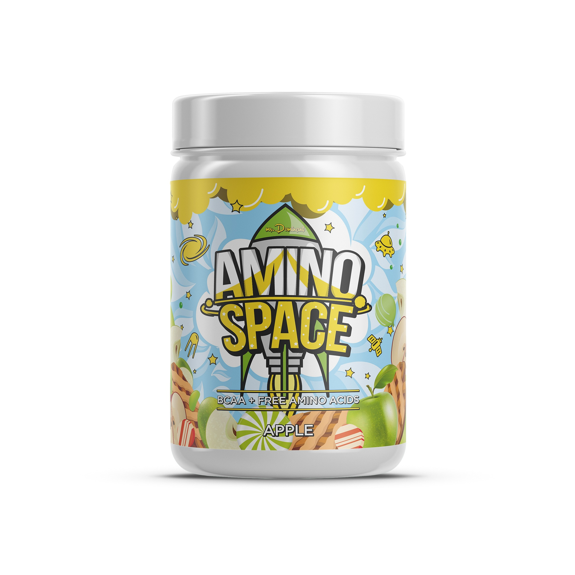 mr.Dominant AMINO SPACE 300gr/30serv яблоко