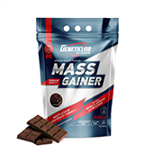Geneticlab MASS GAINER 3000gr/30serv Chocolate