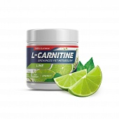 Geneticlab CARNITINE powder 150gr/30serv Lime