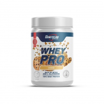 Geneticlab WHEY PRO 150gr/5serv Cookie