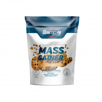 Geneticlab MASS GAINER 1000gr/10serv Печенье