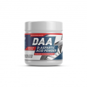 Geneticlab D-ASPARTIC ACID 100gr/40serv unflavored
