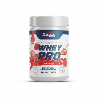 Geneticlab WHEY PRO 150gr/5serv Strawberry